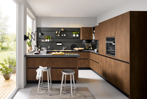 Bespoke German Made Kitchens Kingston London Fitted Contemporary